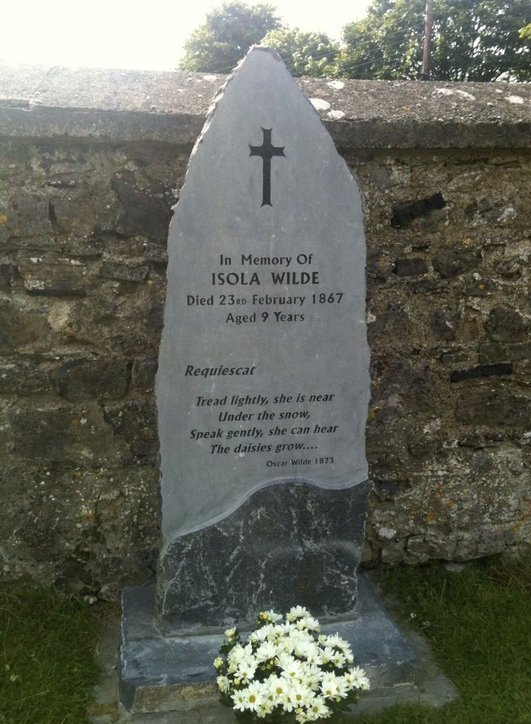 150 Years since the Death of Isola Wilde