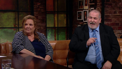 The Late Late Show: Nell & Michael McDonagh