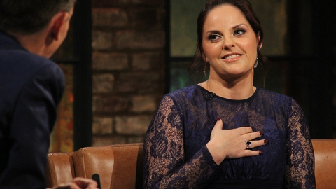 The Late Late Show: Celine Byrne