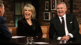 The Late Late Show: Ruth Langsford & Eamonn Holmes