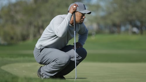 Sports WebXtra: Tiger Woods misses cut