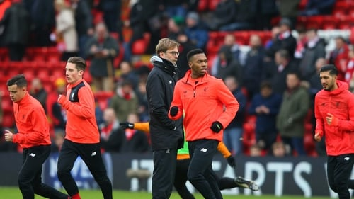 Jurgen Klopp's Liverpool will have to overcome German opposition in the play-off round