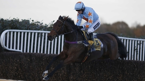 Un De Sceaux is the star attraction in the Ryanair Chase