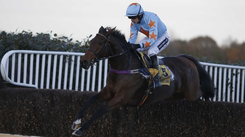 Un De Sceaux remains on course for the Kerry Group Hilly Way Chase