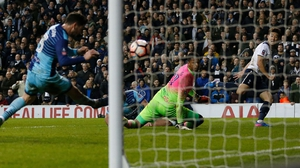 Son Heung-Min scores the winner in the seventh added minute