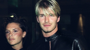 David Beckham: 'We used to sit in a Harvester car park and we just used to kiss'