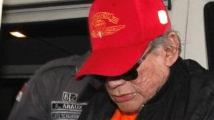 Manuel Noriega left prison under heavy police guard to undergo treatment