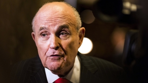 Rudy Giuliani said in a tweet the subpoena raised legal issues including attorney-client privilege