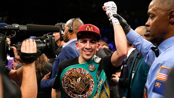 Leo Santa Cruz says he will travel to Belfast for that rubber match