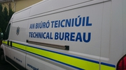 The Garda Technical Bureau are at the scene