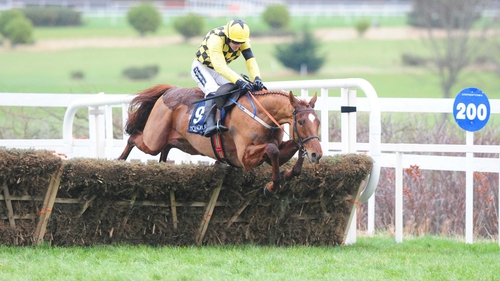 Melon will be expected to run in the Sky Bet Supreme Novices' Hurdle
