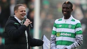 Eboue Kouassi is attempting to reignite his career in Belgium