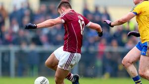 Cillian McDaid scored Galway's opening goal