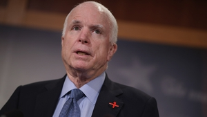 John McCain was the 2008 Republican Party nominee for US president