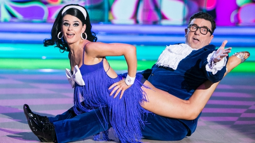 """Dancing with the Stars: Dancing Dessie feels """"over-awed"""""""