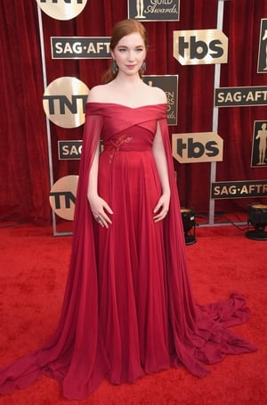 Miss: Annalise Basso's  Bibhu Mohapatra dress is a little meh but...