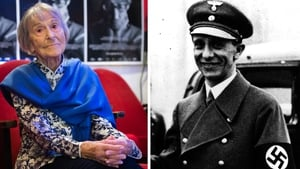 Brunhilde Pomsel worked for Nazi propaganda minister Joseph Goebbels as a secretary and stenographer for three years