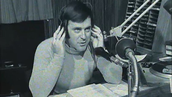 Terry Wogan at the BBC (1973)