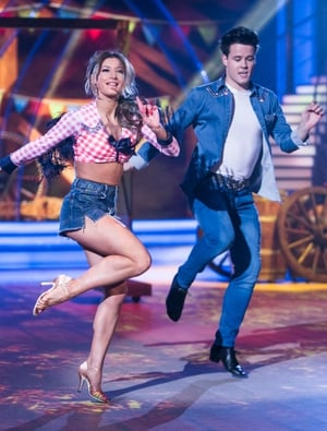 Week 4: Dayl Cronin brought home the bacon with his Footloose inspired jive.