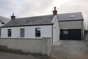Room to Improve's Malahide Cottage 'After' Exterior