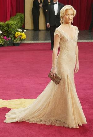 Kate Hudson in Donatella Versace (2003)