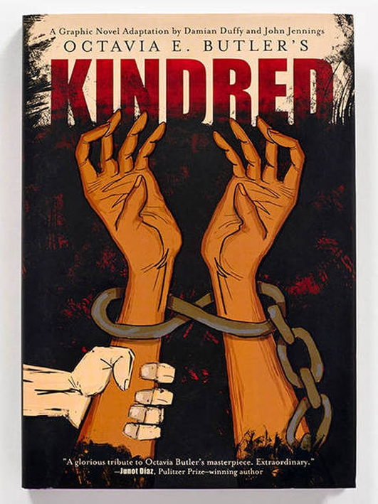 "Review:   ""Kindred"" by Octavia E Butler, adapted as a sci-fi graphic novel"