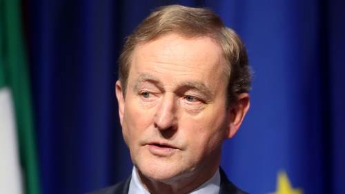 Enda Kenny will address party leadership issue on Wednesday