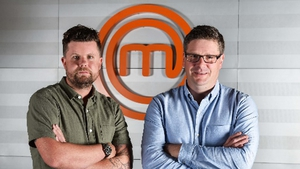 Another celebrity has been chopped from the Masterchef kitchen
