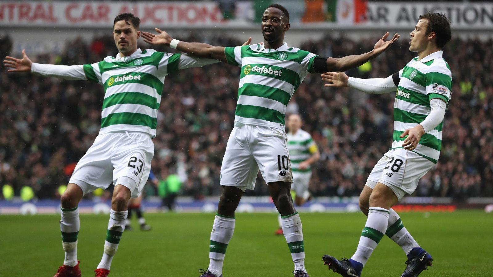 Routine win for Celtic in Scottish Premiership