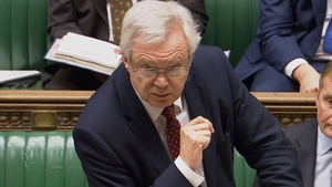 Mr Davis said the Irish border issue is resolvable