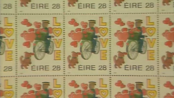 Love stamp by Brigid Teehan