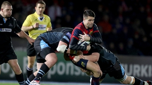 Conor Murray was targeted by Glasgow