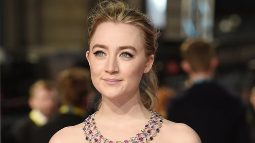 Saoirse Ronan - or Sheesha as Quaid said at last year's Golden Globe nomination announcement ceremony