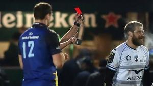 Francois Steyn is appealing against his four week ban