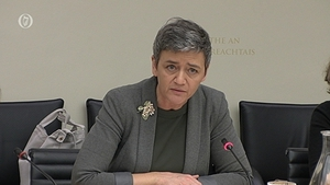 Margrethe Vestager denied the European Commission had interfered in Ireland's sovereignty