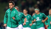 Ireland face France on Saturday