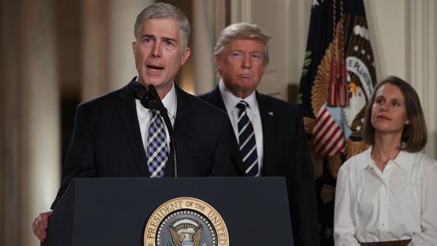 Donald Trump nominates Neil Gorsuch to the Supreme Court