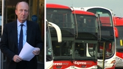 Mr Ross has said it is for Bus Éireann management and unions to try to resolve dispute