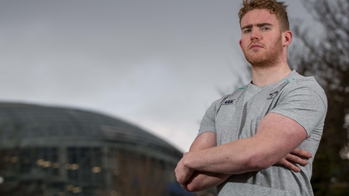 Cillian Gallagher makes his first start for Connacht on Saturday