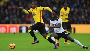 Former Watford forward Odion Ighalo is the latest Premier League player to move to China