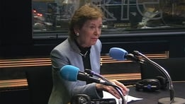 Mary Robinson Criticises 'Bully' Trump's Refugee Ban