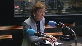 Mary Robinson Criticises 'Bully' Trump's Refugee Ban