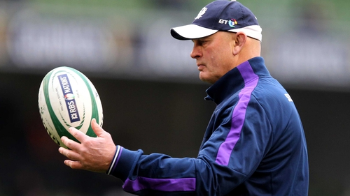 Shock defeat for Irish in rugby Six Nations as Scotland win thriller