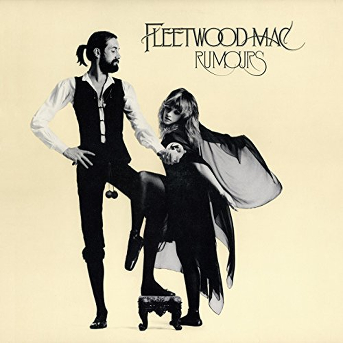 "40th anniversary of Fleetwood Mac album ""Rumours"""