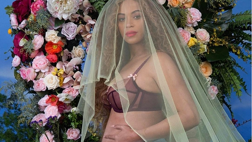 Two's a charm! Beyoncé reveals she's expecting twins