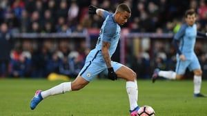 Gabriel Jesus hasn't played for City in 2018