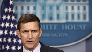 Michael Flynn was fired by the White House after 24 days as Donald Trump's top national security aide