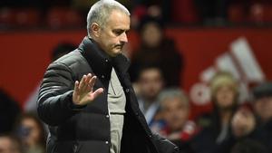Jose Mourinho is complaining about fixture congestion again