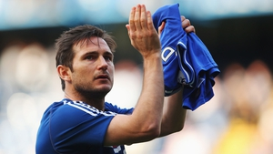 Frank Lampard spent 13 years at Chelsea before leaving in 2014