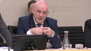 Prison Service Director General Michael Donnellan was speaking at the PAC